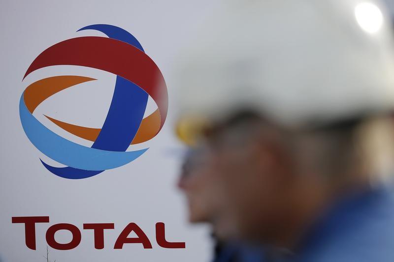 Total : le bénéfice net 2017 bondit de 39%
