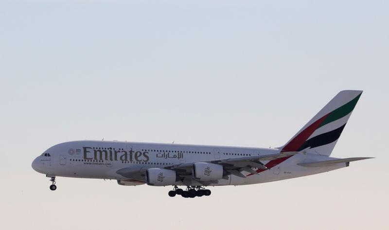 Emirates confirme une commande vitale d'Airbus A380 — Airbus