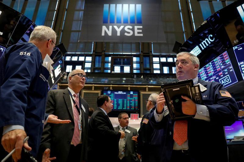 Un timide retour sur les actions — Wall Street