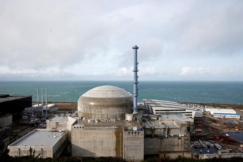 Nouveau problème de soudure sur le réacteur EPR de Flamanville