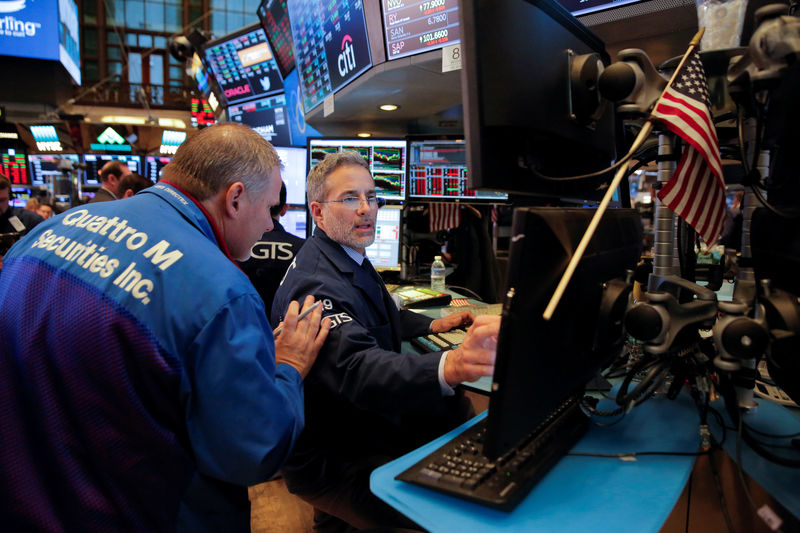 Wall Street: Wall Street rassurée vis-à-vis de Trump s'est redressée