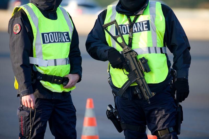 Douanes : saisie record de cocaïne en 2017