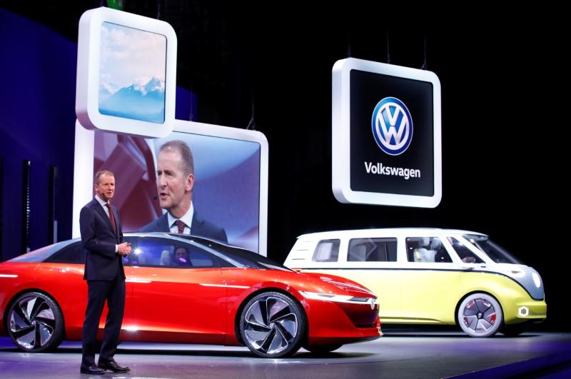Du changement à la tête de Volkswagen