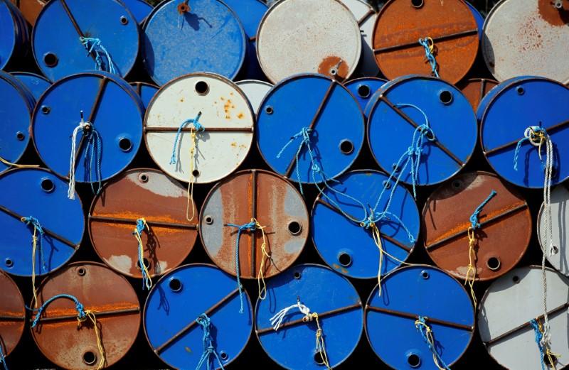 Baisse des stocks de pétrole et d'essence — USA