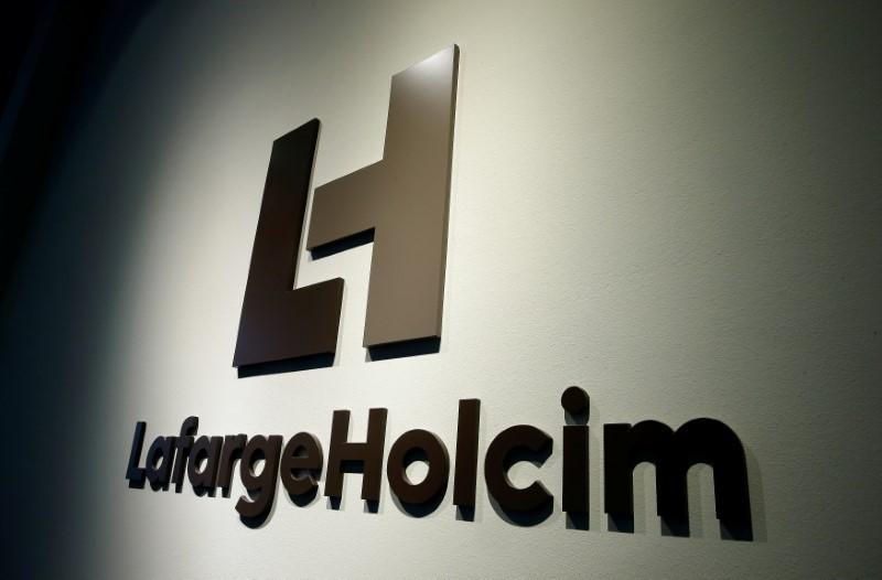 LafargeHolcim va refondre ses sièges de Paris et Zurich — Marché