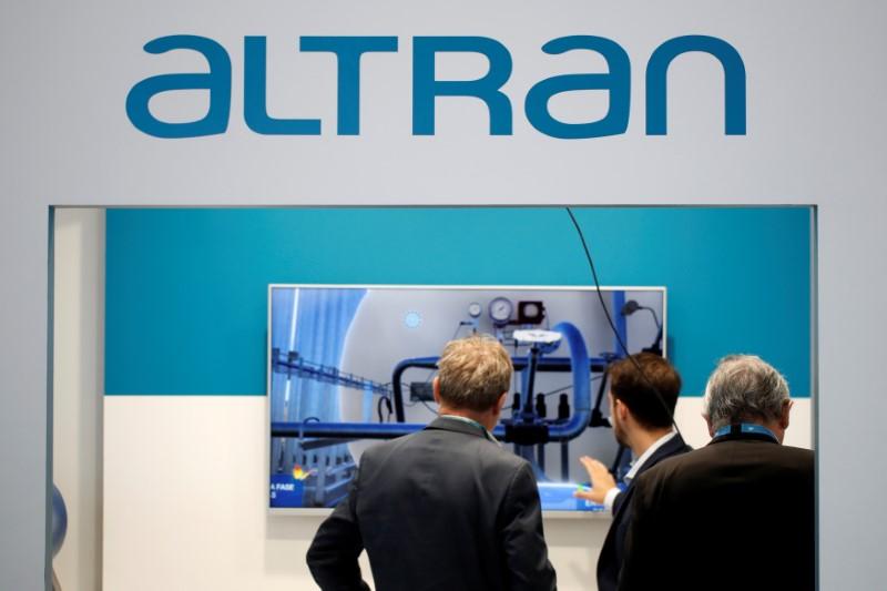 Incident financier découvert chez Aricent — Altran