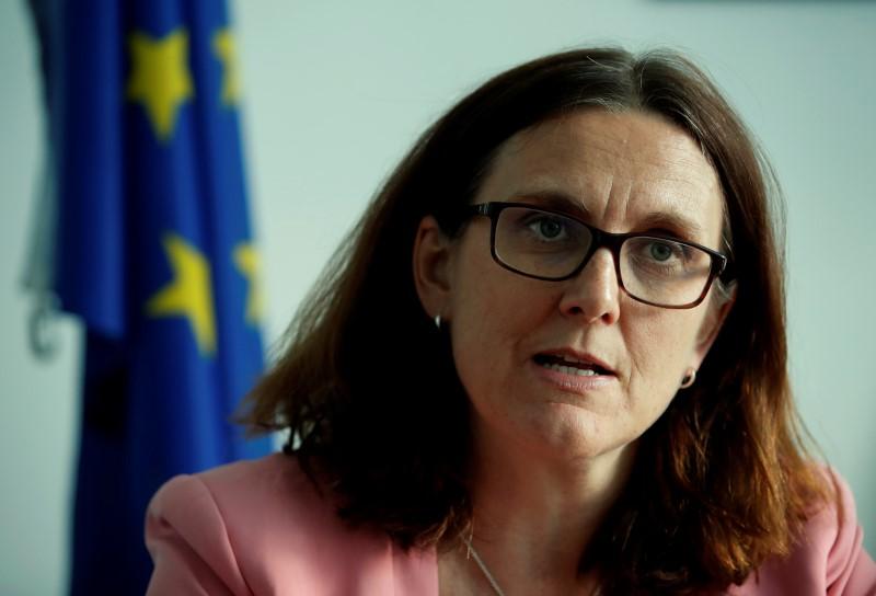 L'UE prépare la riposte … et une liste — Taxes US