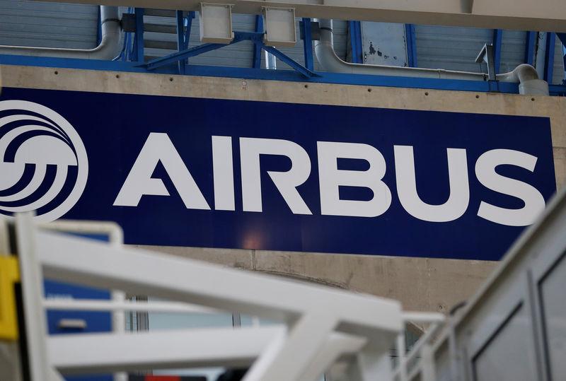 Airbus enregistre une commande XXL de 11,5 milliards de dollars