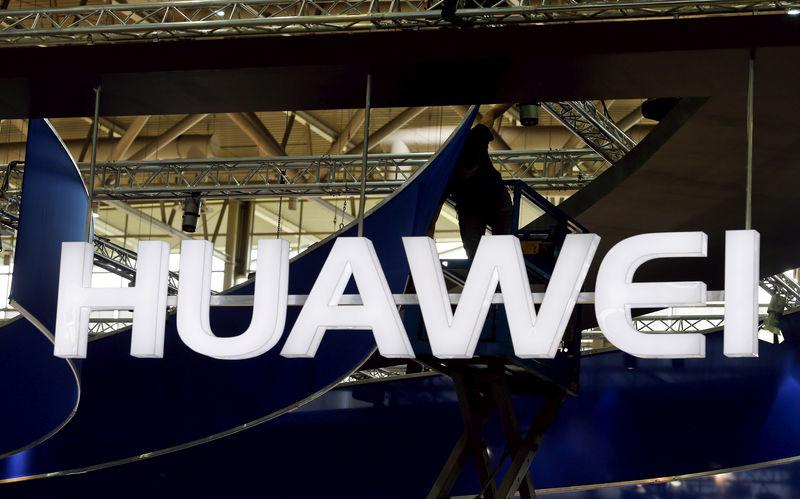Huawei anticipe des ventes à 108 milliards de dollars en 2018