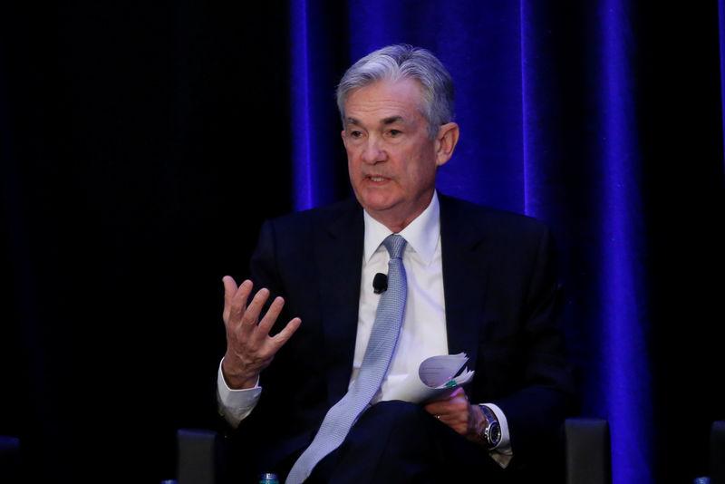Marché: Powell promet patience et réactivité aux marchés