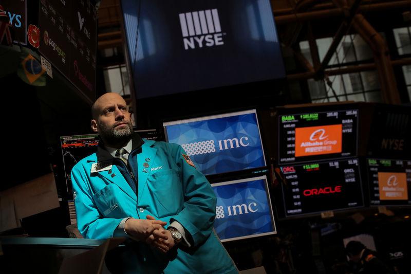 Wall Street finit en baisse après les dépenses de construction — Wall Street