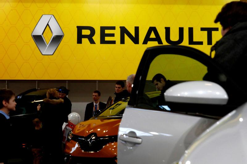 Un conseil d'administration prévu mardi à Renault pour répondre à Fiat Chrysler