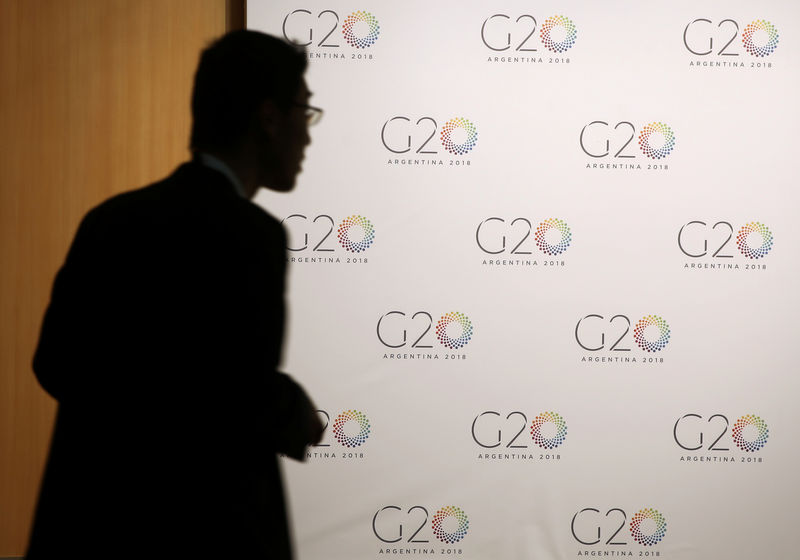Le G20 Finances alerte des risques d'une détérioration de la croissance mondiale