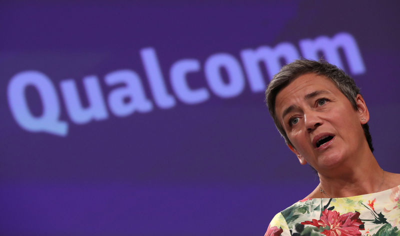 Une amende de 242 millions d'euros pour pratiques anticoncurrentielles — Qualcomm
