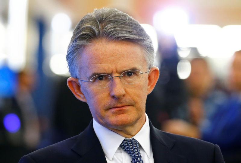 HSBC. Le PDG de la banque, John Flint, démissionne