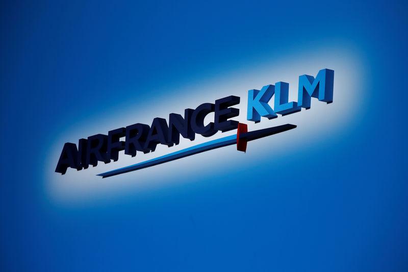 Air France-KLM : en baisse de plus de 8%