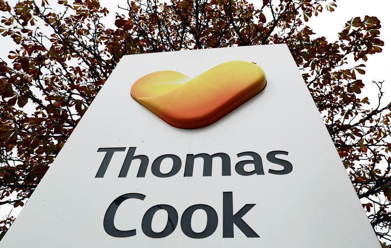 Les voyageurs ne pourront pas partir ce mercredi — Thomas Cook