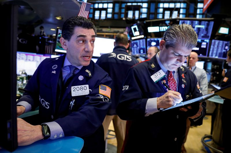 Wall Street fragilisée par le virus chinois AFP