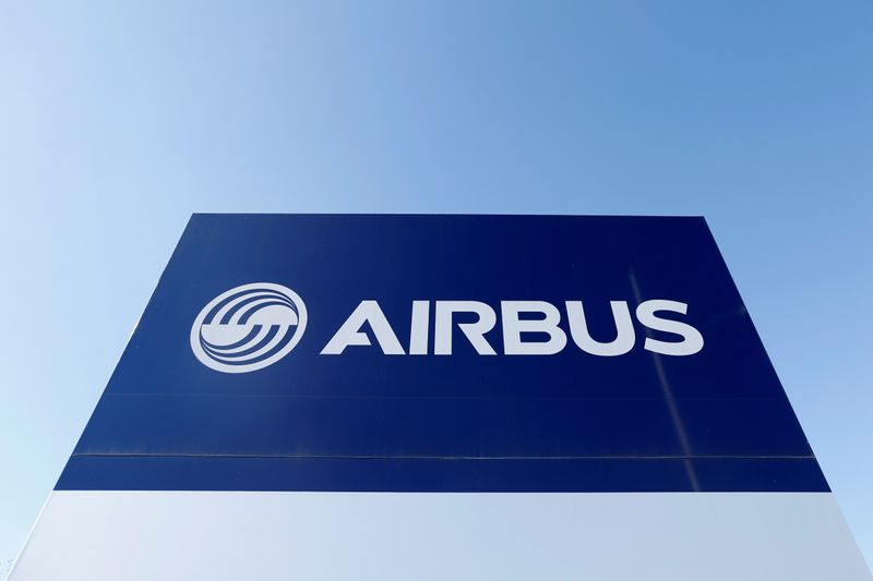 Un accord à plus de trois milliards d'euros — Airbus