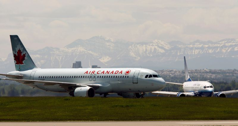 Air Canada va licencier jusqu'à 60% de ses effectifs