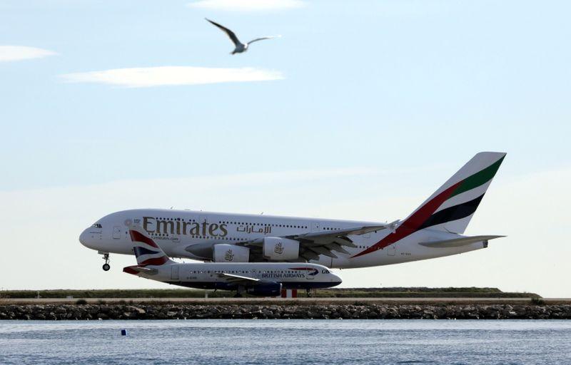 Aérien : Emirates compte supprimer près de 30 000 emplois