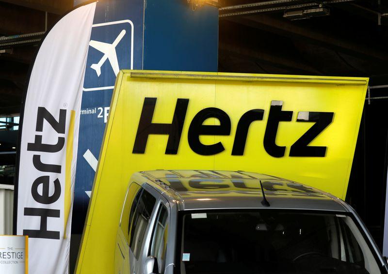 Crise sanitaire: l'entreprise de location de voitures Hertz se déclare en faillite