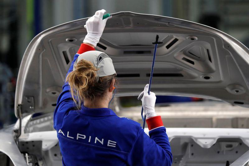 Endurance : Alpine s'engage en LMP1 en 2021 - Auto - Endurance