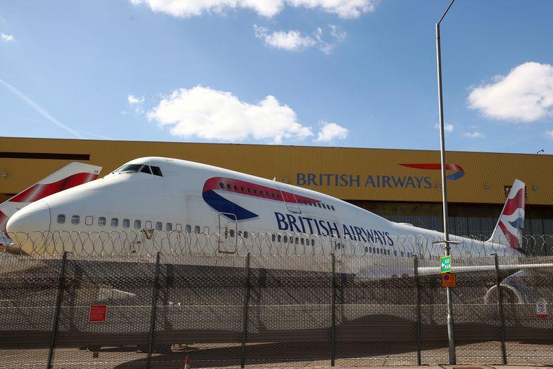 Coronavirus - Départ du patron de British Airways en pleine crise sanitaire