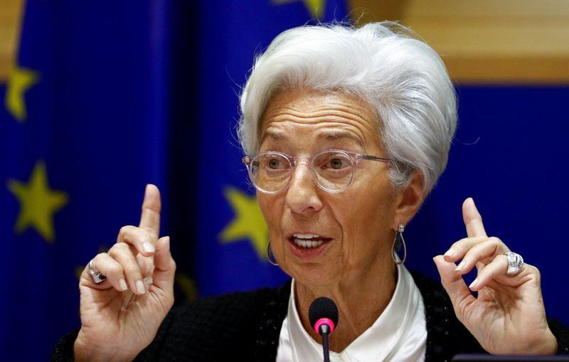Lagarde (BCE) appelle l'UE à débloquer son plan de relance — Marché