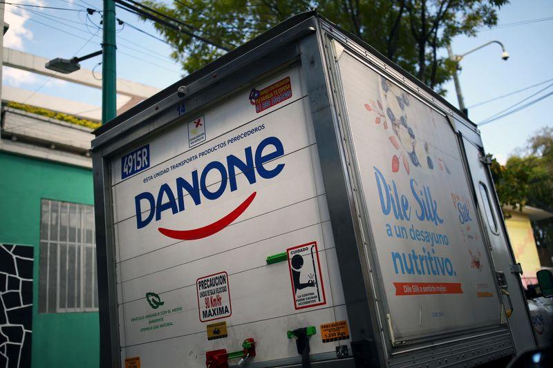Face au Covid, Danone se réorganise et supprime jusqu'à 2.000 emplois — Danone