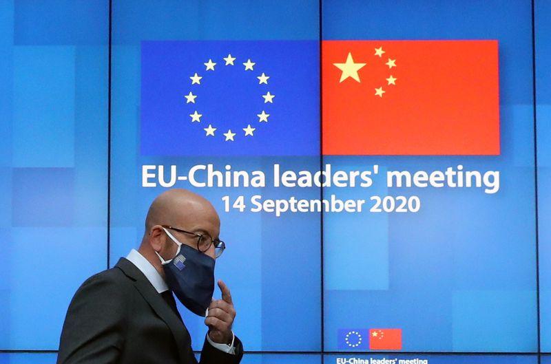 Bruxelles et Pékin concluent un accord